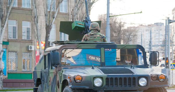 Мунтяну: Беспокоит то, что население не было информировано о правах военных на улицах thumbnail