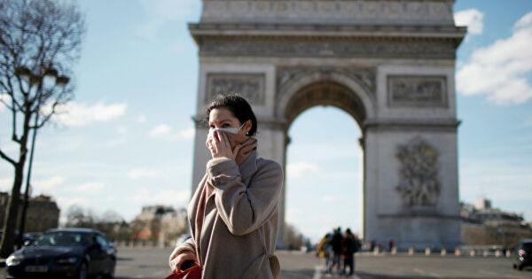 Во Франции открыли храмы с условием соблюдения противовирусных мер thumbnail