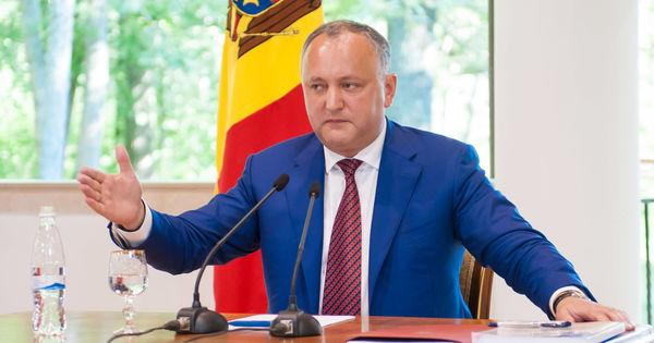 Dodon: Vom veni cu noi propuneri în susținerea agenților economici thumbnail