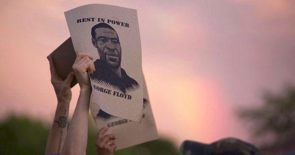 Cine este George Floyd, uriaşul blând a cărui moarte a revoltat America thumbnail