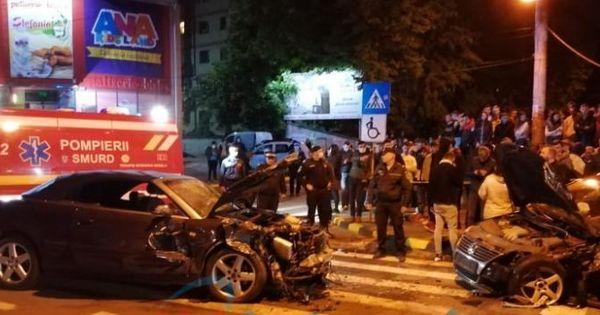 В Румынии водитель вел трансляцию в соцсети и совершил ДТП с 6 пострадавшими thumbnail