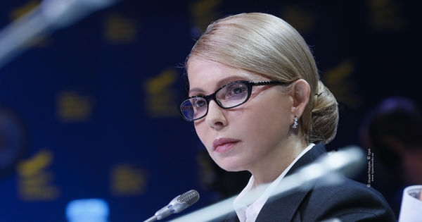 Тимошенко рассказала о «единственно верном решении» для Белоруссии thumbnail