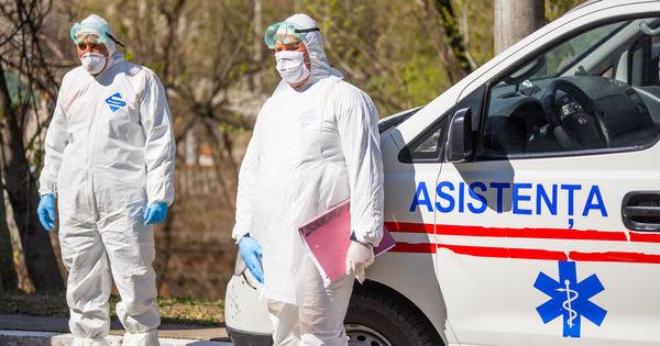 Numărul medicilor infectați cu COVID-19 în Moldova a trecut de 350 thumbnail