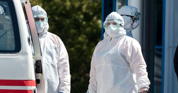 2.528 de angajați ai sistemului medical din R. Moldova, infectați thumbnail