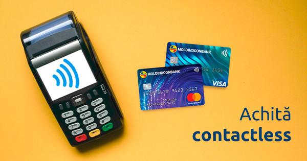Moldindconbank продолжает лидировать на рынке банковских карт в Молдове Ⓟ thumbnail
