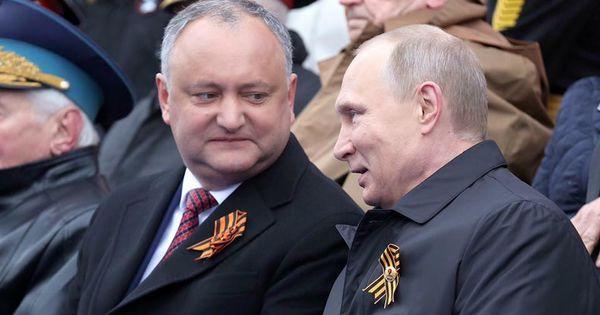 Dodon va merge la parada de la Moscova: Sper să mă întâlnesc cu Putin thumbnail