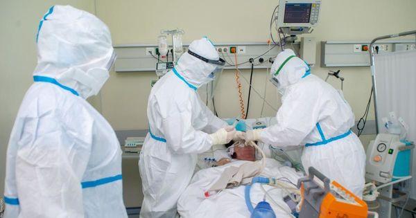 Наши силы на исходе, скоро и мы ляжем рядом с пациентами