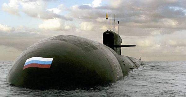 российские подводные лодки на 2007