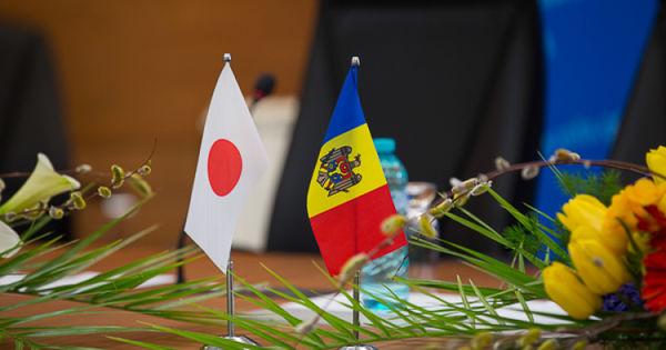 Moldova şi Japonia au semnat două acorduri, de grant și de împrumut thumbnail