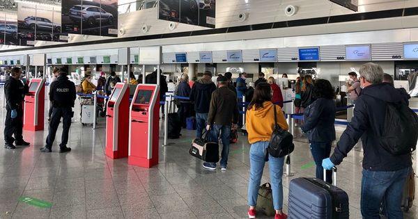 Власти одобрили несколько рейсов для возвращения граждан на родину thumbnail