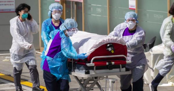 Причиной всплеска эпидемии коронавируса в Корее могла быть пациентка №31 thumbnail