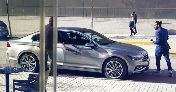 Rumeon: Noul Volkswagen Passat a ajuns și în R. Moldova Ⓟ thumbnail