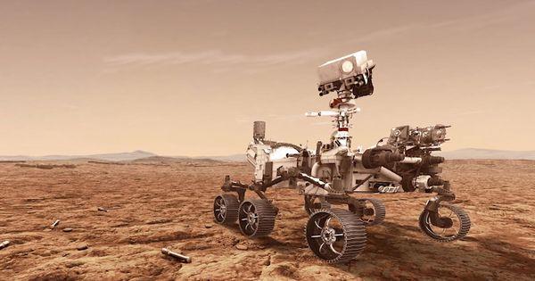 НАСА сняло фильм о новом марсианском ровере thumbnail