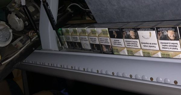 Таможенники нашли тайник с контрабандой в автобусе thumbnail