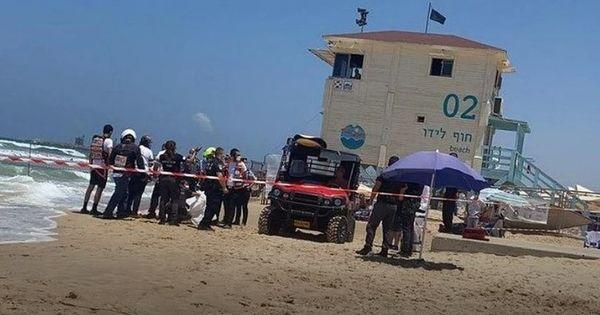 Рабочий из Молдовы утонул в море в Израиле thumbnail