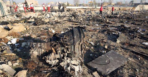 Украинский самолет сбили над Ираном из-за неправильных настроек ПВО thumbnail