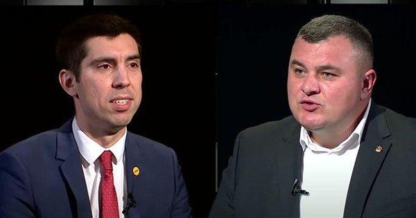Discuția care a încins spiritele dintre Novac și Popșoi thumbnail