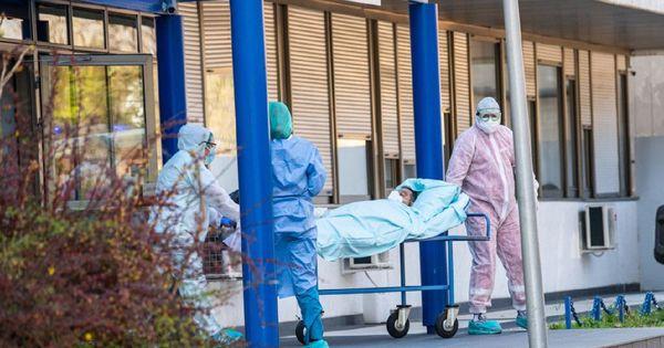 Serbia anunţă un număr record de morţi de COVID-19 thumbnail