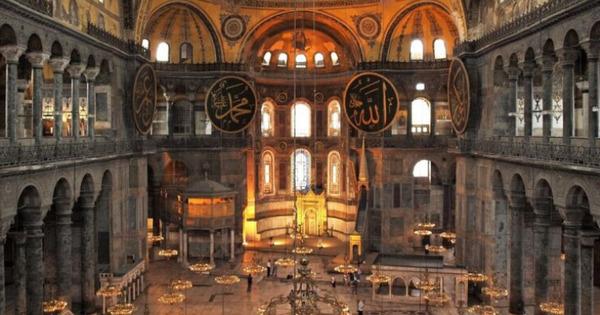 Турецкий депутат объяснил решение Эрдогана по собору Святой Софии thumbnail