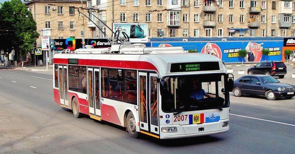 В «Троллейбусном управлении» Бельц наблюдается дефицит кадров thumbnail
