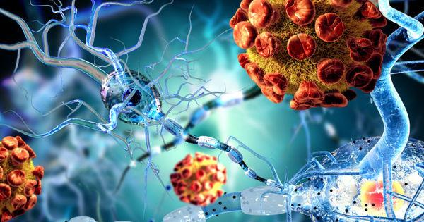Studiu: COVID-19 ar putea provoaca insuficiență respiratorie prin creier thumbnail