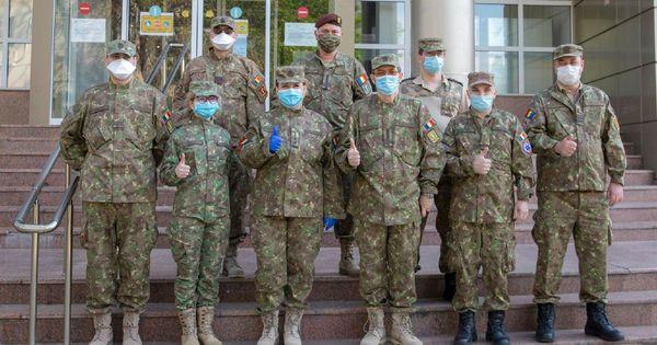Mărturiile asistentului medical militar, înainte de misiunea din Moldova thumbnail