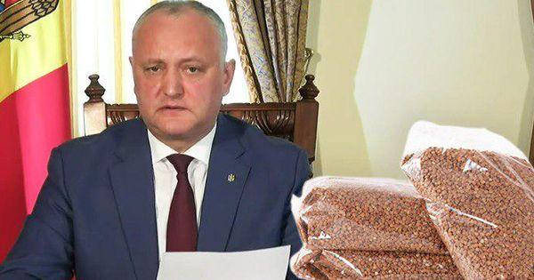 Dodon: Avem deficit de hrișcă și orez, iar prețurile pentru aceste crupe vor crește thumbnail