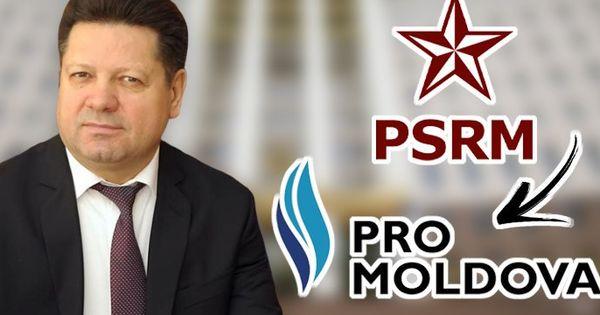Deputatul Ștefan Gațcan părăsește PSRM și trece la Pro Moldova thumbnail