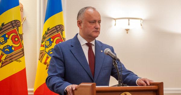 Додон: Молдова окажет поддержку Приднестровью в борьбе с коронавирусом thumbnail