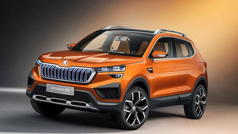 Regele SUV-urilor: Skoda Kushaq va fi prezentat oficial în luna martie