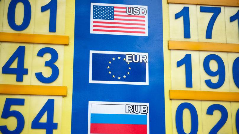 Curs valutar 26 iunie 2021: Cât valorează un euro și un dolar