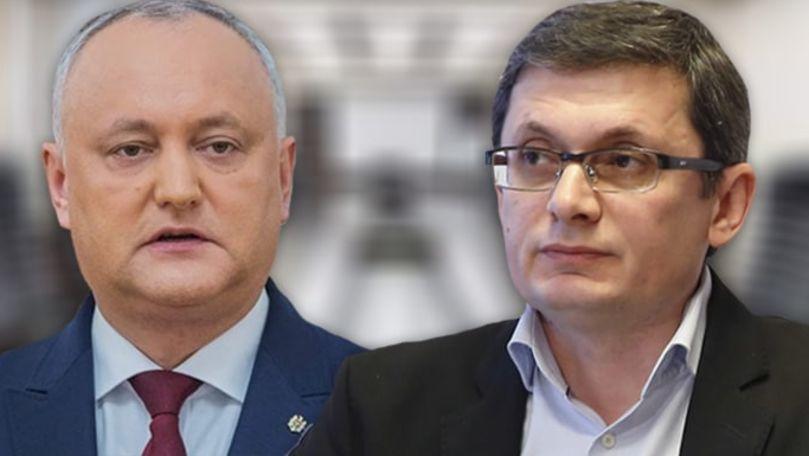 Grosu, cu aluzii la Dodon: Vom stabili un nou contact cu Federația Rusă