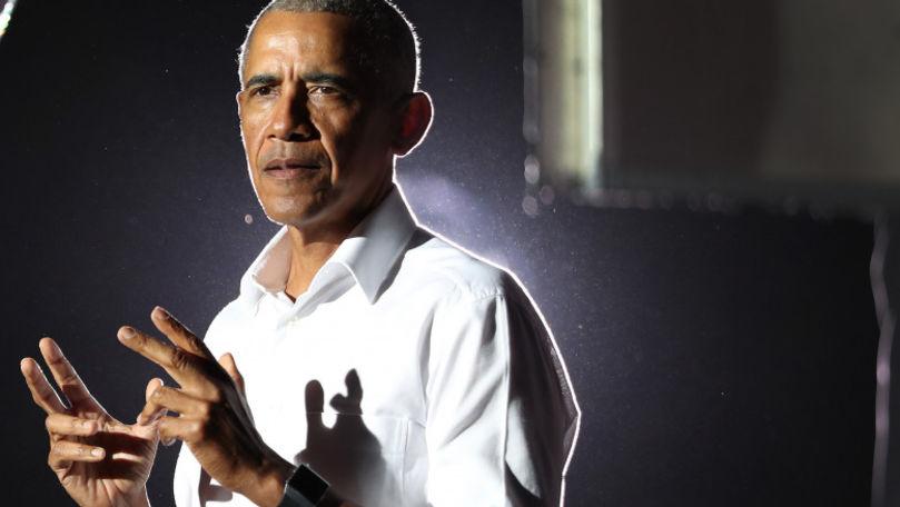 Obama, despre verdictul în cazul lui Floyd: Americanii de culoare sunt tratați diferit