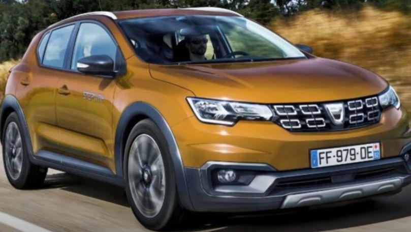 Apare noua Dacia Sandero: Ce preț va avea și când va fi lansată