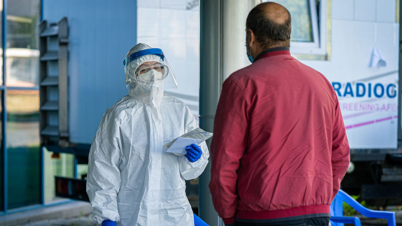Oficial: Peste 138.400 de persoane s-au tratat de COVID-19 în R. Moldova