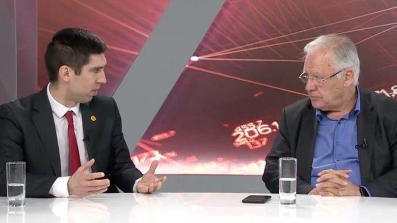 Popșoi: I-am explicat lui Diacov de ce alegerile anticipate sunt inevitabile
