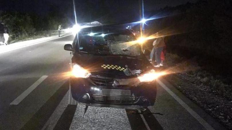 Accident grav pe traseul Chișinău-Călărași: O femeie a murit
