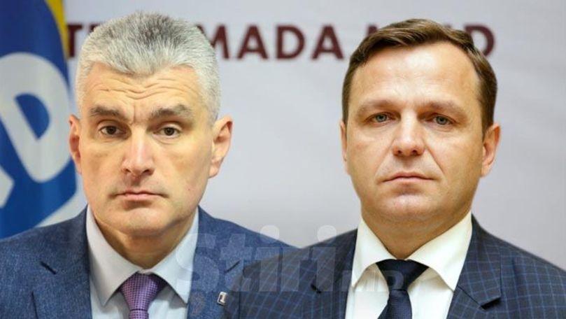 Andrei Năstase anunță ce funcție pregătea pentru Alexandr Slusari