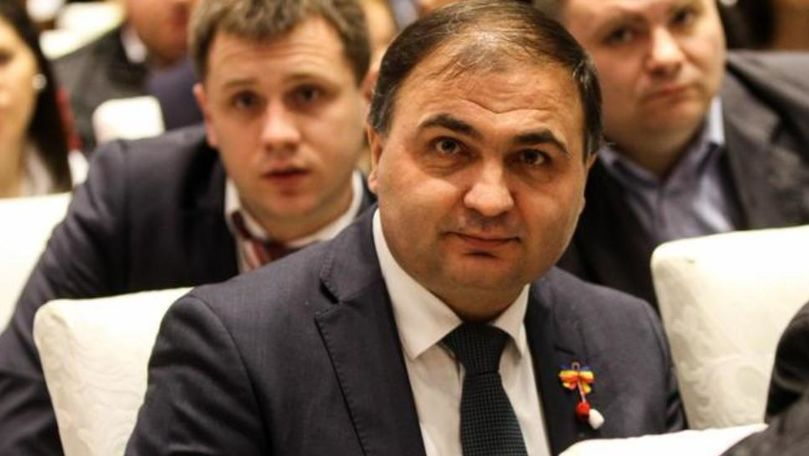 Ion Druță a fost înlăturat temporar de la conducerea CSJ