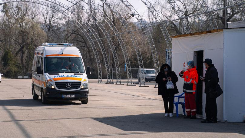 Veste bună: 850 de pacienți vindecați de COVID-19 în Moldova, externați