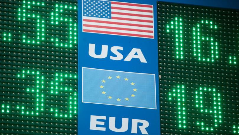Curs valutar 6 septembrie 2021: Cât valorează un euro și un dolar