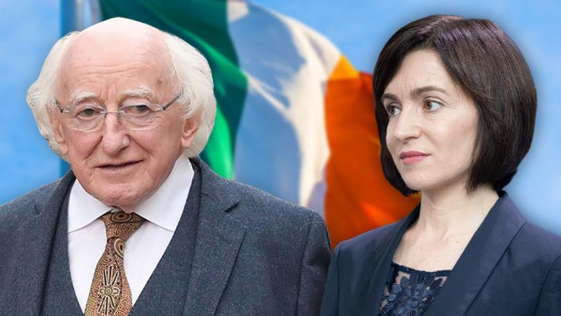 Prioritățile cetățenilor moldoveni care locuiesc în Irlanda, discutate