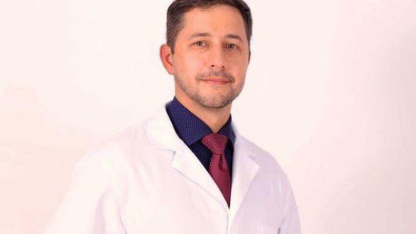 Medicul Vadim Scarlat a fost eliberat din arest