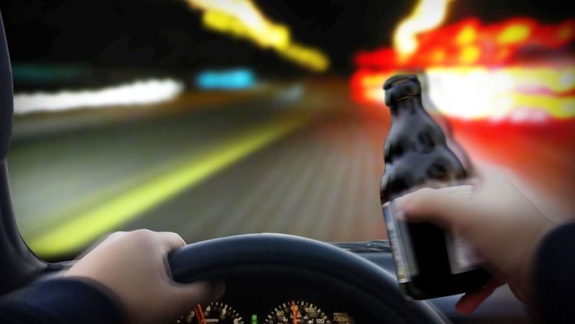 Topul încălcărilor de Paște: Vitezomani, șoferi beți și accidente grave