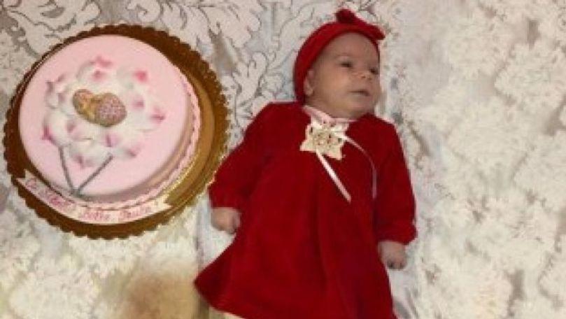 Fetiță de 6 luni, diagnosticată cu amiotrofie spinală: Cum o poți ajuta