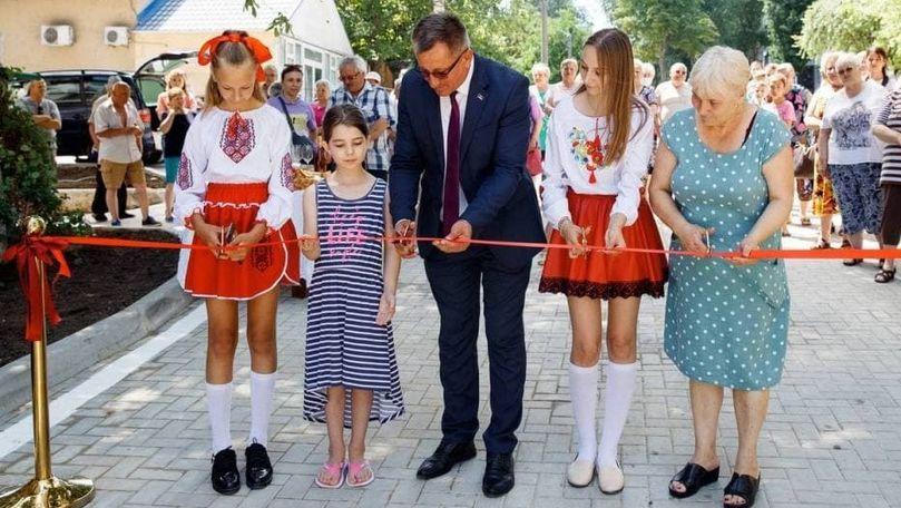 Primăria Orhei: Renovăm în ritm alert curțile de bloc ale orașului Ⓟ