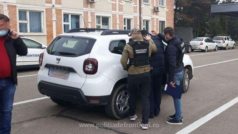 Moldovean condamnat la 10 ani de pușcărie în Franța, reținut în România