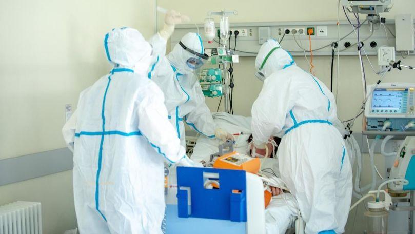 Bilanț: Încă 1.252 de infectați în R. Moldova. Harta noilor pacienți