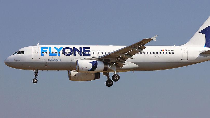 Mărturia unui pasager aflat în avionul revenit urgent la Chișinău