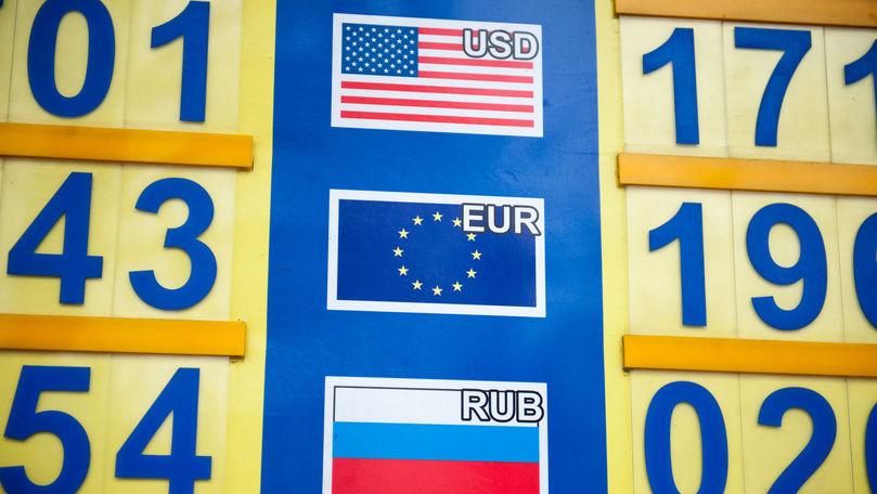 Curs valutar 18 iulie 2021: Cât valorează un euro și un dolar